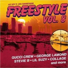Freestyle Dance Hits Vol.8