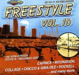 Freestyle Dance Hits Vol.10 - our products - Digital-Mp3