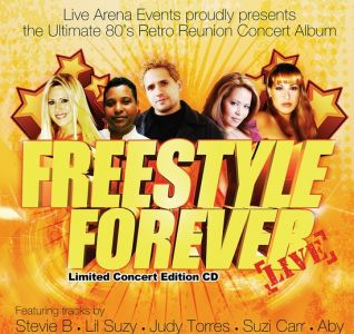 Freestyle Forever Live0