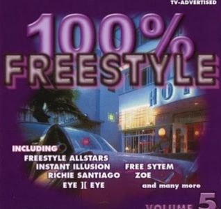 100%Freestyle -Freestyle Allstars 5