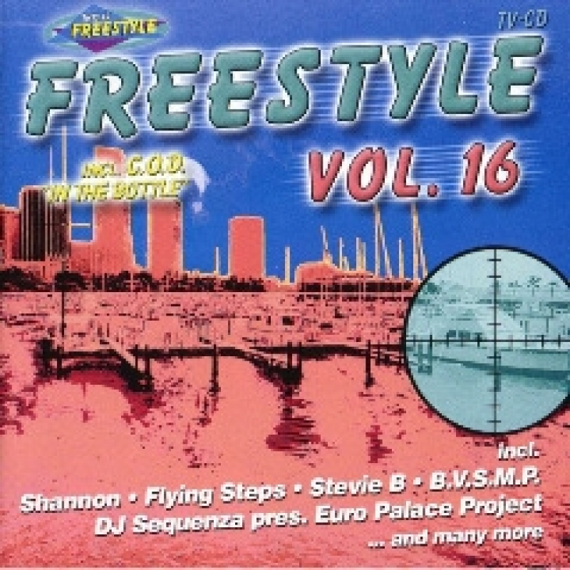 Freestyle Dance Hits Vol.16